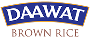 daawat brown rice logo